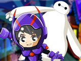 Big Hero 6 VS Zombie