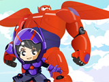 Bighero6 Robot Kindom Adventure