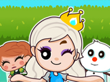 Snow Queen Save Princess 2