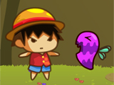 One Piece Luffy Save Chopper