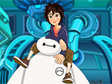 Hiro And Baymax Lab Adventure